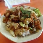 中華飯店 前門 - ランチの回鍋丼