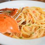 62196193 - 渡り蟹のトマトクリーム
