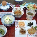 純和風旅館泉屋 - 朝食