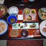 純和風旅館泉屋 - 夕食