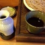 蕎香 - もり汁