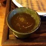 蕎香 - 葱と七味で