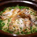 日本料理 太月 - 甘鯛の炊き込みご飯