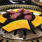 紀楽 - 野菜も食べよ(^_-)