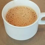 ブリランテ - 食後のコーヒー
