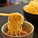 博多中洲屋台 鈴木ラーメン店 - つけ麺