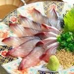 博多ほたる - 料理写真:当店名物活〆さば使用ゴマサバです!