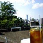 ブラフガーデンカフェ - ティー450・外陽炎(暑)