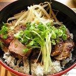 622752 - 牛リブロースのステーキ丼