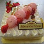 6220375 - クリスマスケーキ