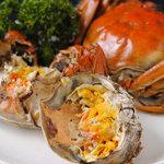三和楼 - 料理写真:上海蟹(9月~2月)