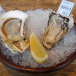 トリニティ オイスター ハウス - 追加の生牡蠣