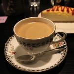 珈琲屋らんぷ - ドリンク写真:コーヒーカップ