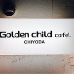ゴルチャ Golden child cafe - ▲ロゴ