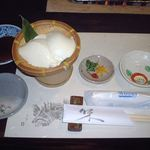 兎野六歩 - 手作り豆腐