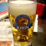 ジョイサウンド - ドリンク写真:生ビール