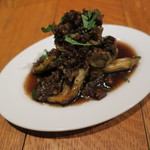 BOUCHERIE AmiaBras - 茄子のバルサミコ酢マリネ1