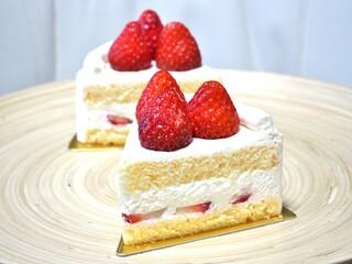 銀座メゾン アンリ・シャルパンティエ - '17.02ショートケーキ