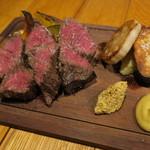 BOUCHERIE AmiaBras - 牛ハラミのステーキ1