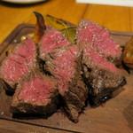 BOUCHERIE AmiaBras - 牛ハラミのステーキ2