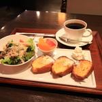 珈琲 遇暖 - 料理写真:フレンチトーストのモーニング