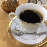 チモトコーヒー - ブレンドコーヒー400円