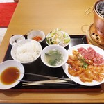 焼肉 福ふく - 特とく福ふく定食