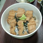 62206350 - あなご丼(2000円)
