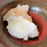 CanColor cafe - じーまーみー豆腐のアップ。