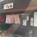 徳島らーめん ひろ家 - お店の外観