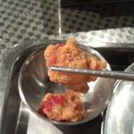 タイ料理 あろいなたべた - カラアゲ