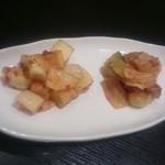 韓亭 - 大根と白菜のキムチ