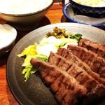 味の牛たん喜助 -