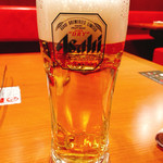 フジ屋 - 生ビール 100円!