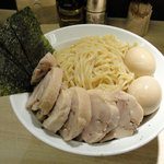 麺也 時しらず - 特製のダブル