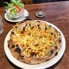 Abusanto - 料理写真:リンゴのピッツァ