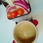 62211211 - 産直新鮮野菜のバーニャカウダ