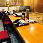 日本料理 黒潮 - よほど人手が足りないの?