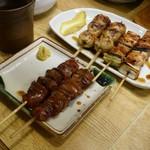 やきとり蘭土 - 料理写真: