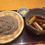 高田屋 - 鴨せいろ、いくらでも食べれます。