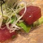 高田屋 - 美味しい三崎マグロ。