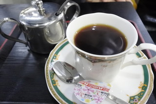 パール喫茶 - トアルコトラジャコーヒー@300
