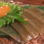 山形長屋酒場 - 海藻のお刺身