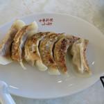 中華料理 小柳 - 料理写真:餃子定食¥750