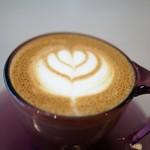 Sghr cafe - カフェラテ