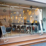 Sghr cafe - 外観