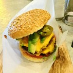 BURGER PRODUCTS -