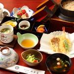 西京庵 - 料理写真:釜めしらんち膳