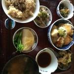 きんしゃり食堂 - 料理写真: