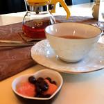リリアン - 紅茶のサーバーが(^^ゞ